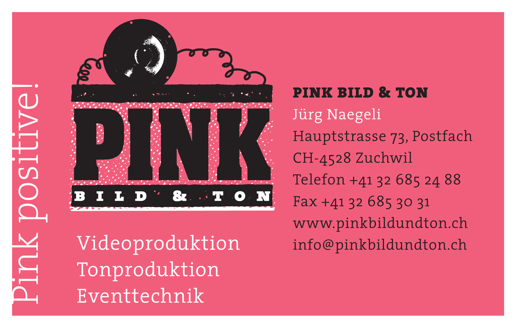 PINK Bild & Ton (PA, Events)